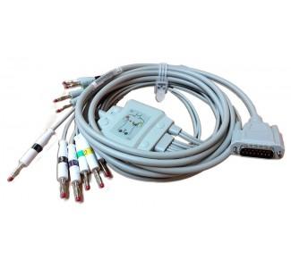 ЕКГ пациентен кабел Nihon Kohden