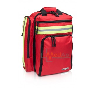 Лекарска раница за спешна помощ RESCUE - червена