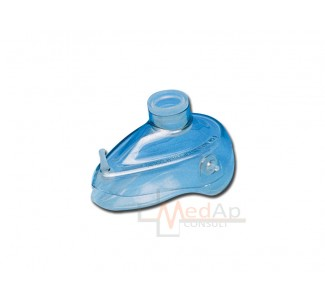 Маска за анестезия - силиконова No5 - за възрастни / голяма