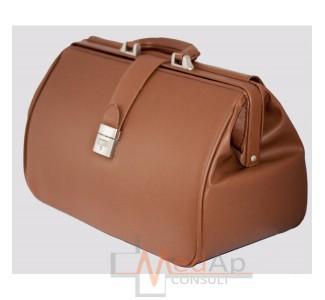 Лекарска чанта KANSAS - кафява