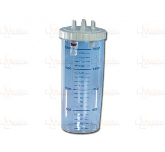 Буркан за Аспиратор 2 литра