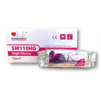 Термохартия за видеопринтер SONOMED SM110HG