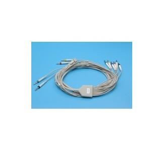 ЕКГ пациентен кабел Aspel
