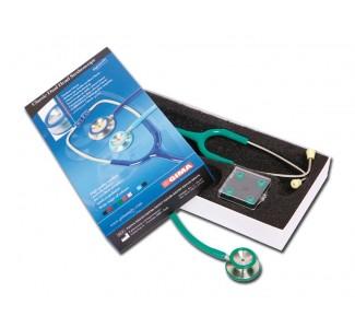 Стетоскоп GIMA CLASSIC - зелен