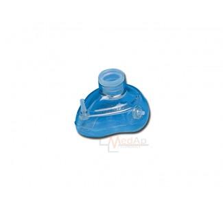 Маска за анестезия - силиконова No3 - за деца/голяма